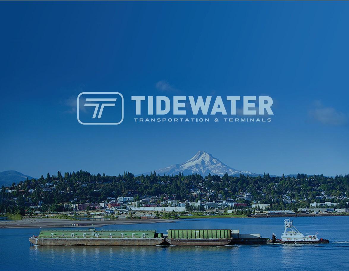 Tidewater Barge Lines logo