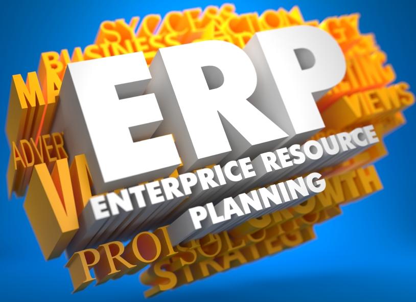 ERP - Enterprise Resource Planning